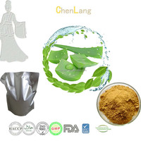 Trade Assurance Supplier Provide Many Kinds Spec Aloe Vera Extract Powder