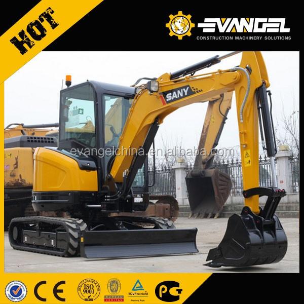 3 5 Ton Sany Sy35u Mini Excavator Prices - Buy Mini Excavator,Mini  Excavator,Mini Excavator Prices Product on Alibaba com