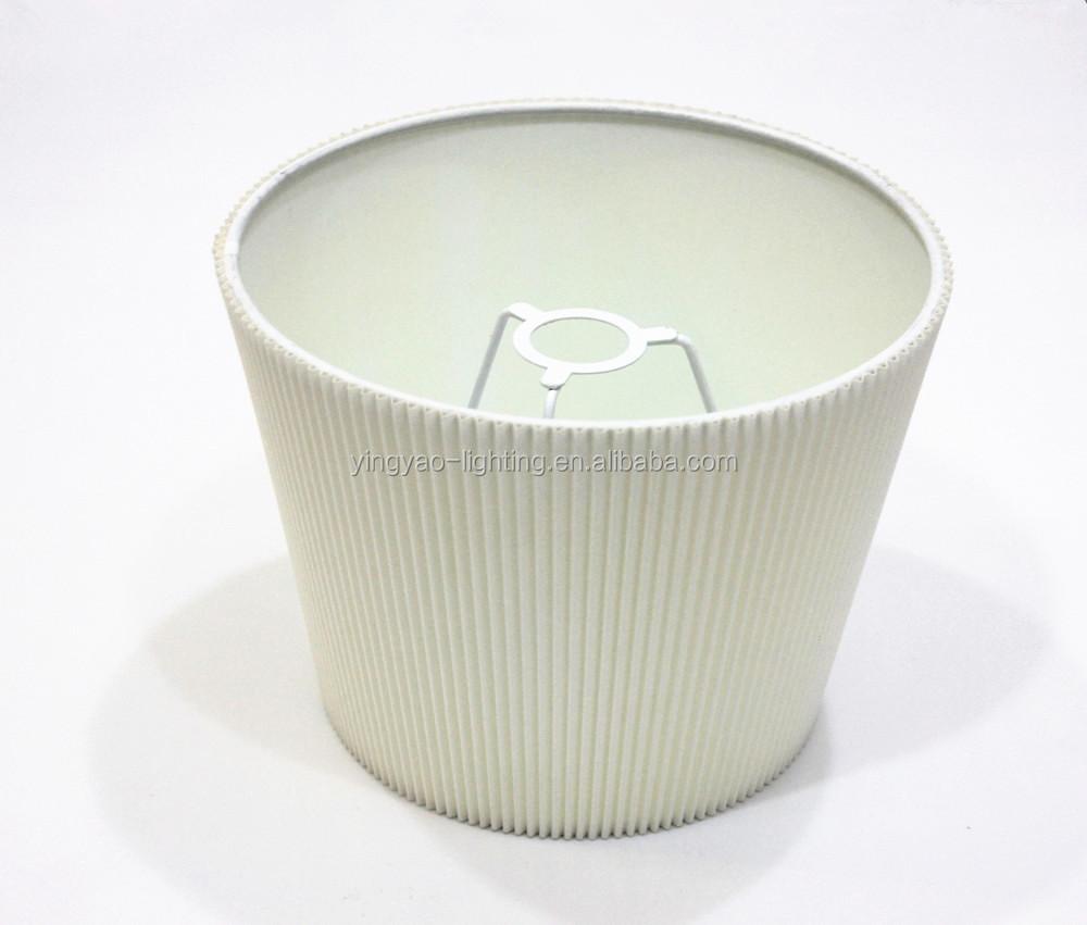 tissu pliss couvert abat jour pliss tissu abat jour en gros housse lampe ombrage id de. Black Bedroom Furniture Sets. Home Design Ideas