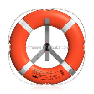 SOLAS approved life buoy custom-made logo for marine/ship lifesaving