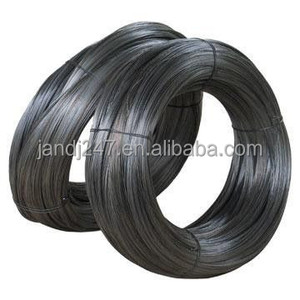 BWG20 BWG21 black annealed MS binding wire