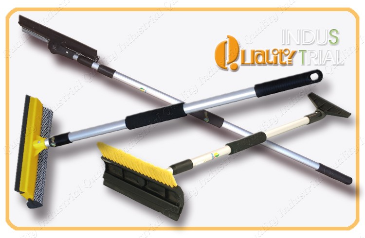 Multipurpose Cleaning Long Handle Roof Brush