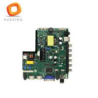 PCB assembly manufacture lcd tv main board assembly Pcb Assembly Main Board Lcd Tv