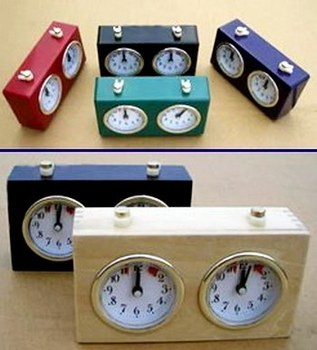Analog Chess Game clocks/Timers