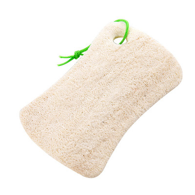 Free new cleaning brush antibacterial washing dishes sponge brush loofah material scouring pad
