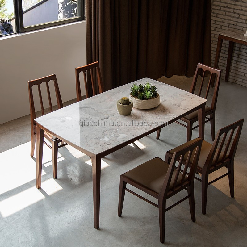 Marble Top Dining Table Sets Suppliers And Manufacturers At Alibaba