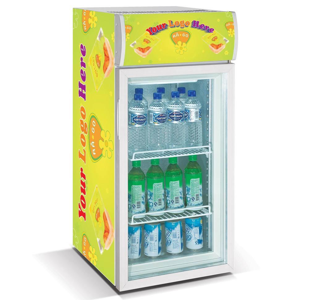 2017 80l Zähler Nach Oben Display Mini Kühlschrank Pepsi ...