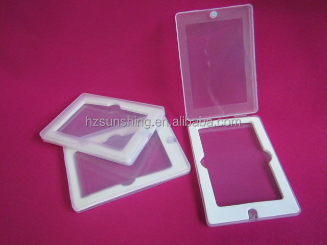 Usb Credit Card Business Card Storage Case Plastic Pp Clear Buy