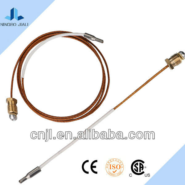 armored thermocouple wire