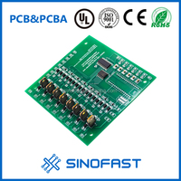 Shenzhen Quick Turnkey Electronic Contract Circuit Board BGA/DIP PCB Assembly PCBA Supplier With Components Source