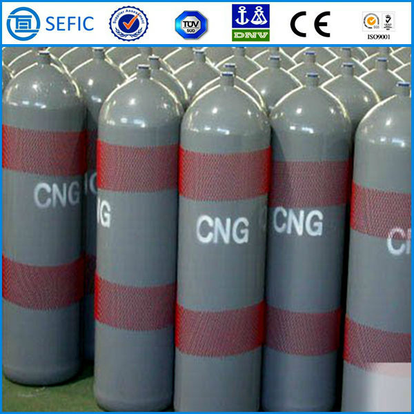 Cng Cylinder Type 1 2 3 4 Designed For Reselling Seamless