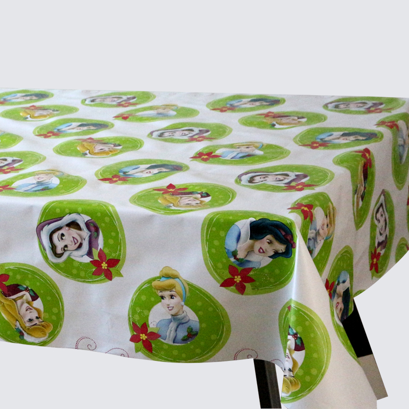 Cheap jaipur hand block print table cloth designs plastic table cloth