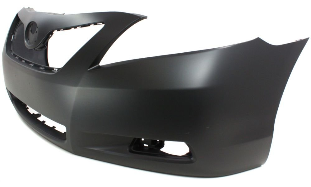 Multiple Manufacturers OE Replacement 2002-2006 Toyota Camry Bumper Cover Partslink Number TO1100203