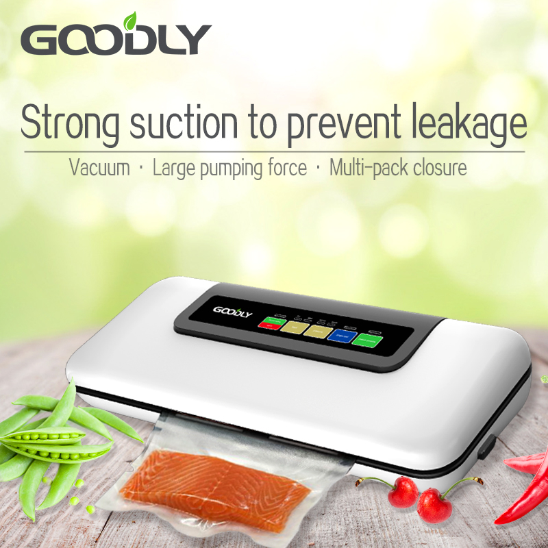 Home appliancies kitchen appliances Goodly household food vacuum sealer