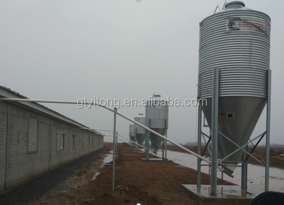 silo/feed storage and transport system/pig farm equipment/automatic feeding system