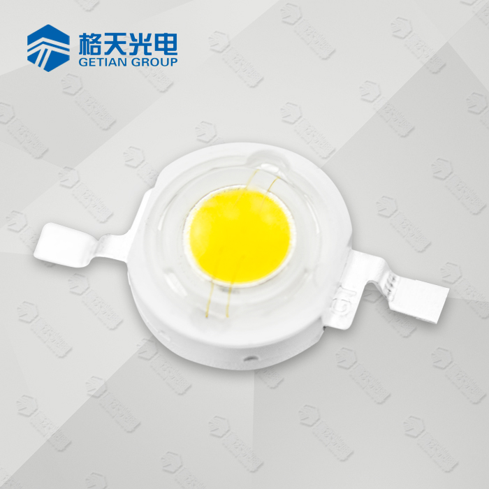 180LM Bridglux Chip 6000K 350mA 1W White LED