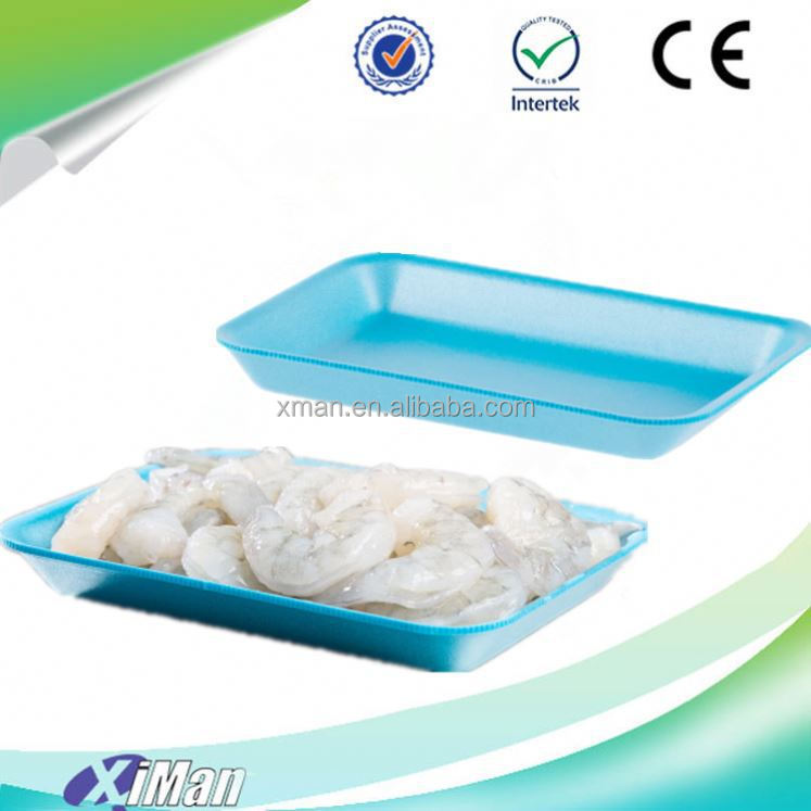 2017 newest food containers foam trays