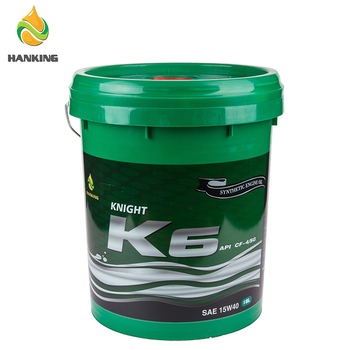 HANKING KNIGHT K6 15W40 CF-4/SG 18L South Korea Automotive Lubricants Oil Brands