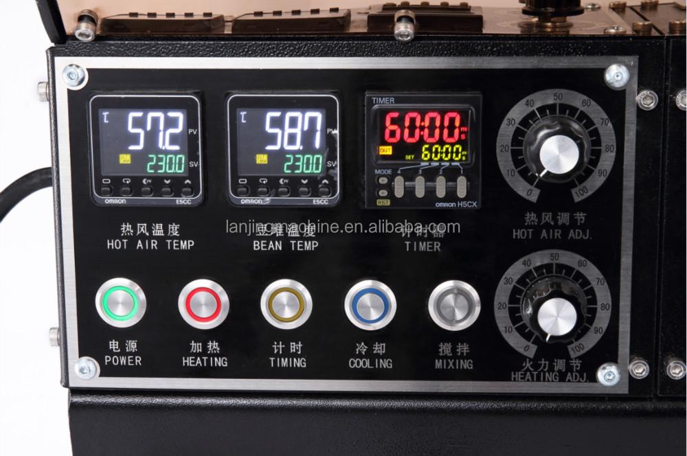 China Manufacturer 600g Coffee Roaster/bk Coffee Roasting Machine ...