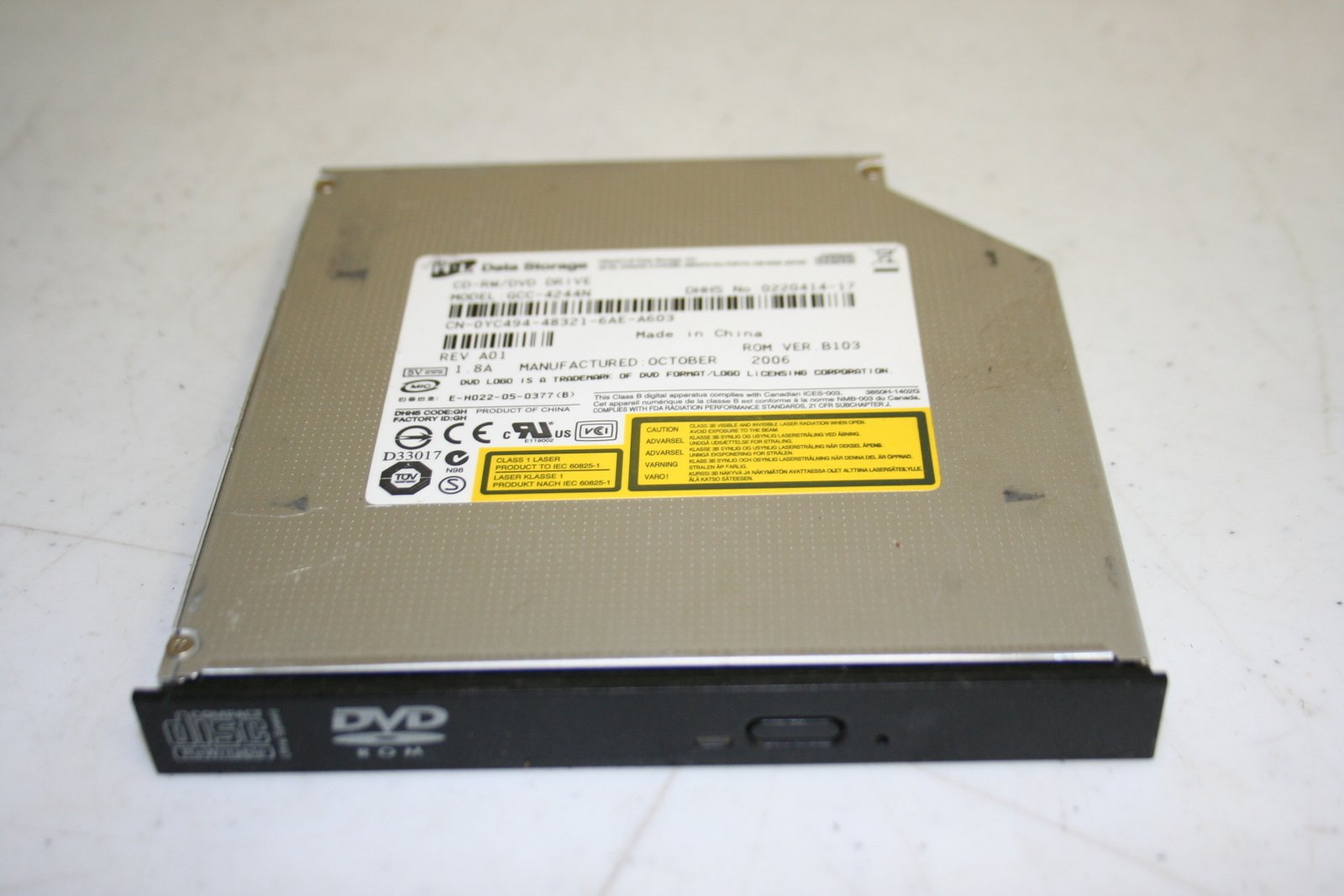 DRIVERS FOR DELL POWEREDGE 1850 HLDS GCC-4244N