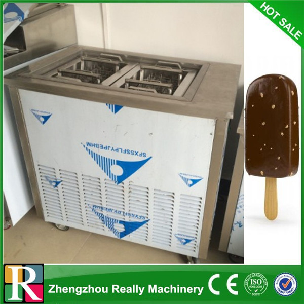 automatic stick ice cream/popsicle maker/making machine