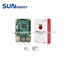 Raspberry Pi 3 Model B Single Board Computer with High Performance Heatsink Set Raspberry pi3