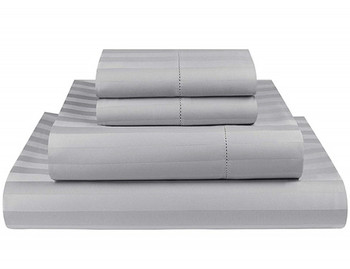 True Luxury 1800-Thread-Count 100% Egyptian Cotton Bed Sheets