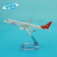 "E-190 ""Tianjin Airline"" 1/230 16cm airline alloy model"