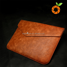 High Quality Envelope PU Leather Sleeve Case Tablet Cover Case For Ipad pro
