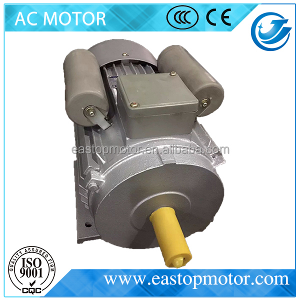 Ce Roved Yc 4000rpm Electrical Motor For Milling Machine With Aluminum Bar Rotor