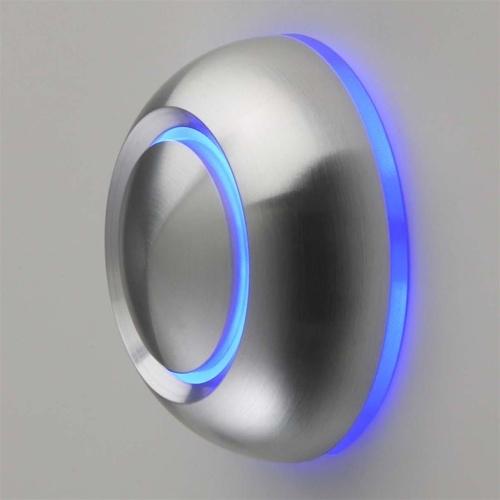 lumineux brass bouton poussoir avec couvercle tanche pour sonnette carillons commutateur de. Black Bedroom Furniture Sets. Home Design Ideas