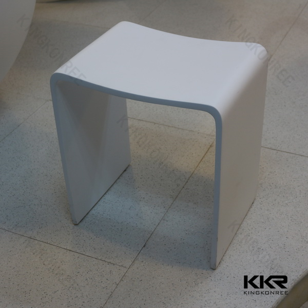 White Unique Resin Bathroom Chair - Buy White Bathroom Chair,Unique ...