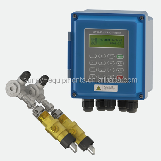 TUF-2000M Small Module Insertion Ultrasonic Water Flowmeter