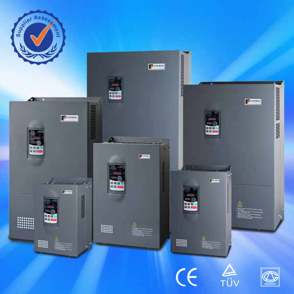 3 Phase 0.5hp To 20hp 380v 5.5kw 7.5kw 11kw 15kw 50HZ Vfd/Current Vector Inverter/Frequency Converter