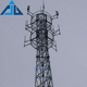Custom factory direct lowest price lattice cell phone telecom self supporting tower
