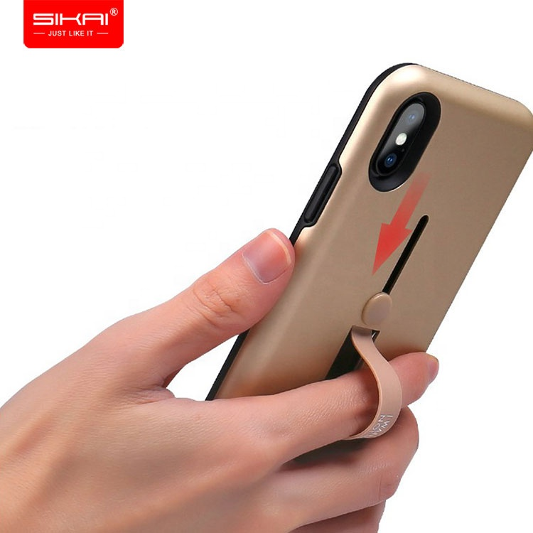 SIKAI Factory Price Sropshipping Mobile Phone Accessories Wholesale Bumper Cover Cell Phone <strong>Case</strong> for iPhone X