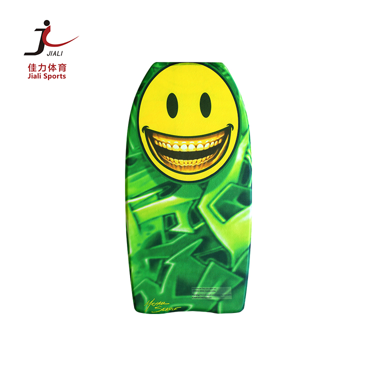 Chinese factory popular Customized Printing 37'' wholesale eps bodyboards Body Board For Sports