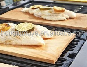 Western Red Cedar Grilling Planks Eco-friendly BBQ Planks
