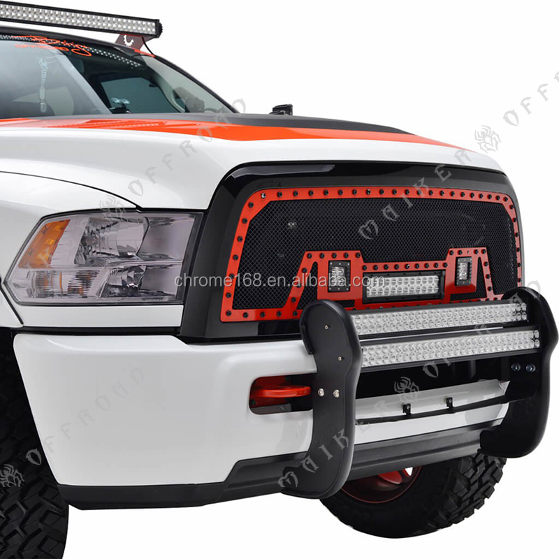 Ram 1500 Accessories >> 2013 2016 Bull Bar Bumper With Led Light For Dodge Ram 1500 Accessories Buy Bull Bar For Ram 1500 Bumper For Dodge Ram 13 Accessories For Ram
