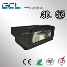 outdoor stairs wall light 30w 5000k,dlc led wall pack lamp,ETL cETL 5years warranty