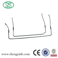 high quality spare parts for refrigerators Aluminum defroster heating element