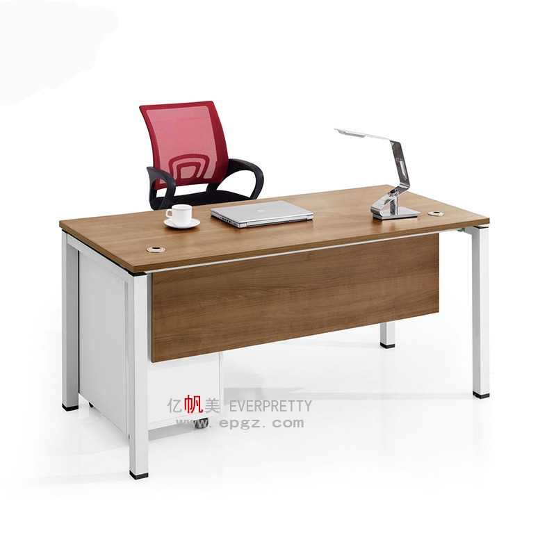 Wholesale Office Furniture Executive Straight Desk With