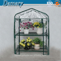 Virgin Material China Supplier Multi function Mini Garden Greenhouse for sale