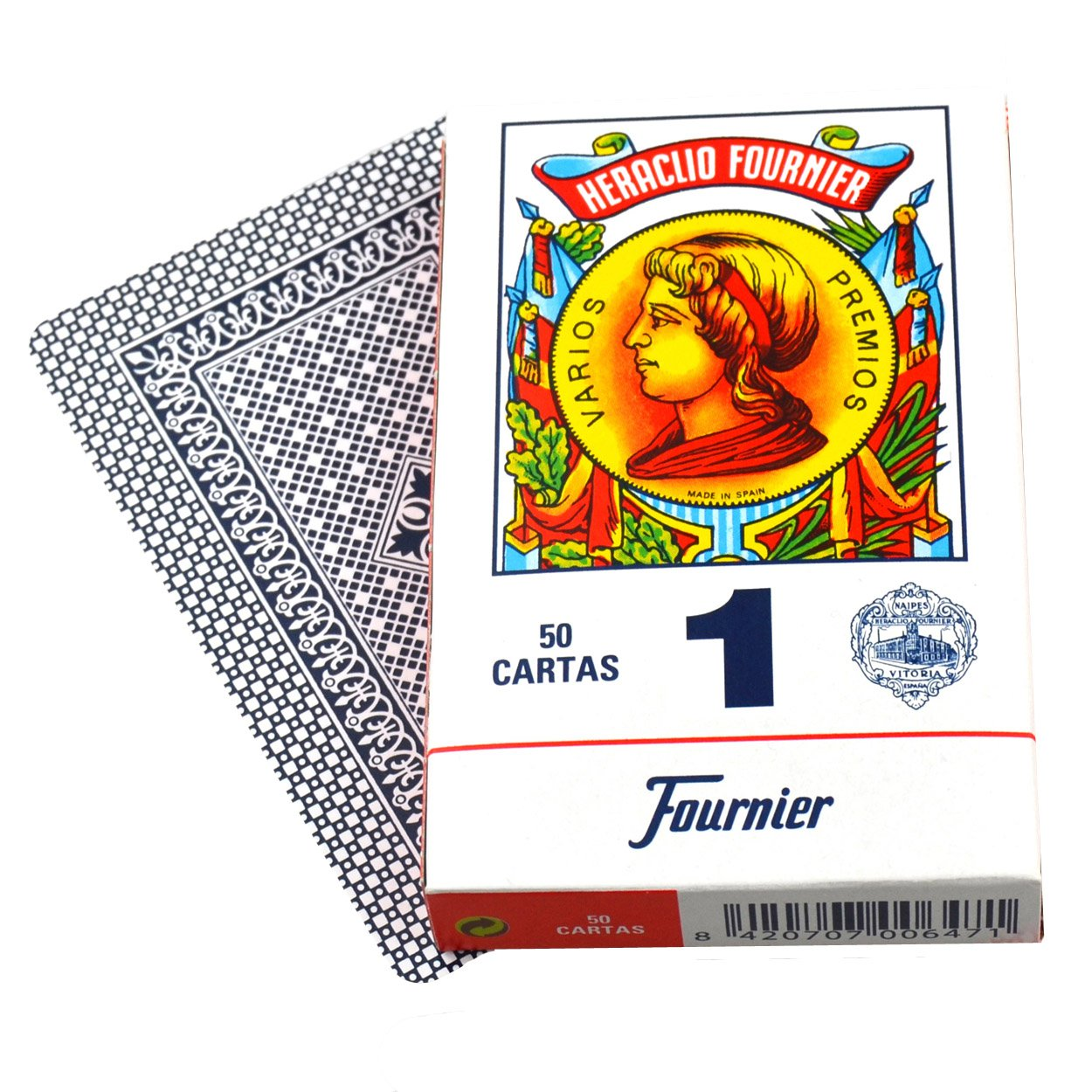 Deck Fournier Spanish Playing Cards Kids My First Deck Primera Baraja Española