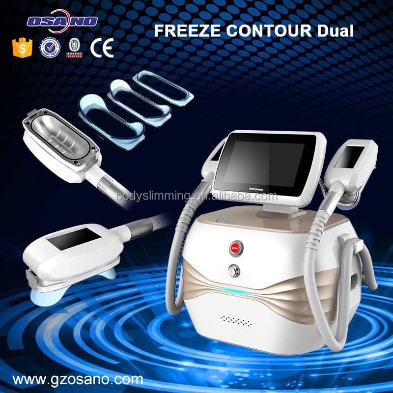Factory Priced slimming thermal body reduce fat machine cold therapy
