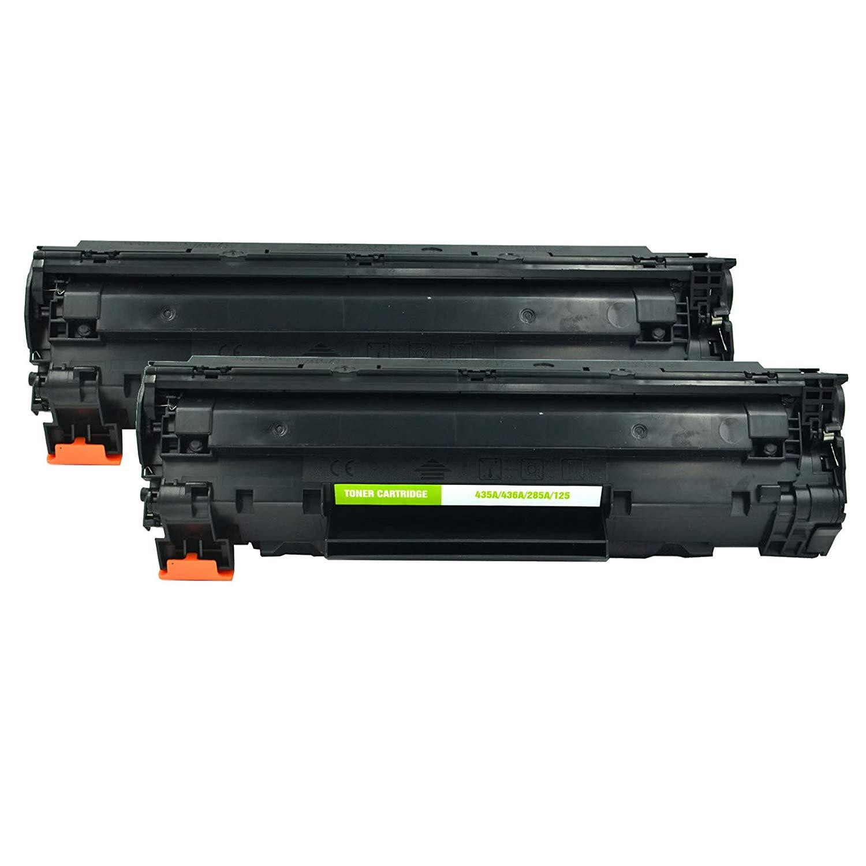 2 Pack CB435A 35A Toner Fits HP LaserJet P1005 P1006