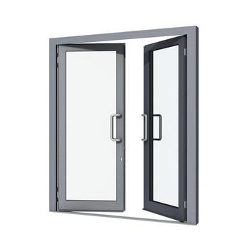 Exterior Double French Entry Aluminum Doors Buy Aluminum Doors