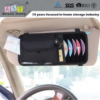 Top Quality Best Selling Car Sun Visor Pocket Visor Organizer - Buy ... 0c196a14663
