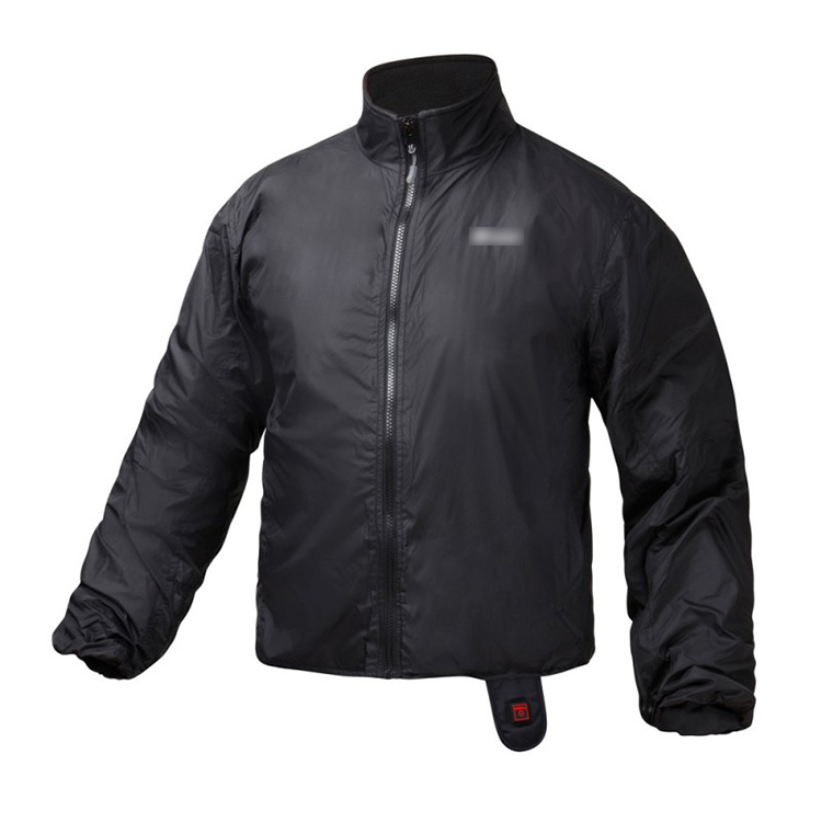Deluxe Motorcycle Heated Jacket Liner High-Performance warmth for your body for extreme cold weather riding heated jacket