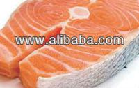 smoked salmon with truffle -italian product